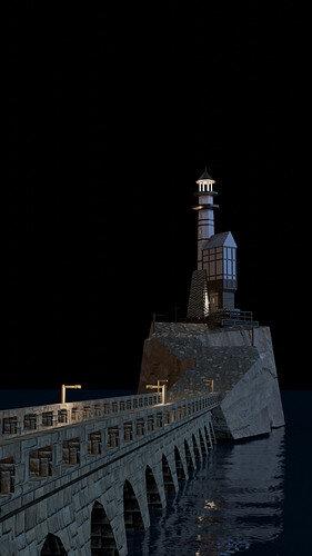 LighthouseTexturedFogless