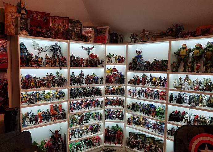 Toy collecting1