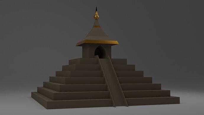 Challenge Maya Temple4