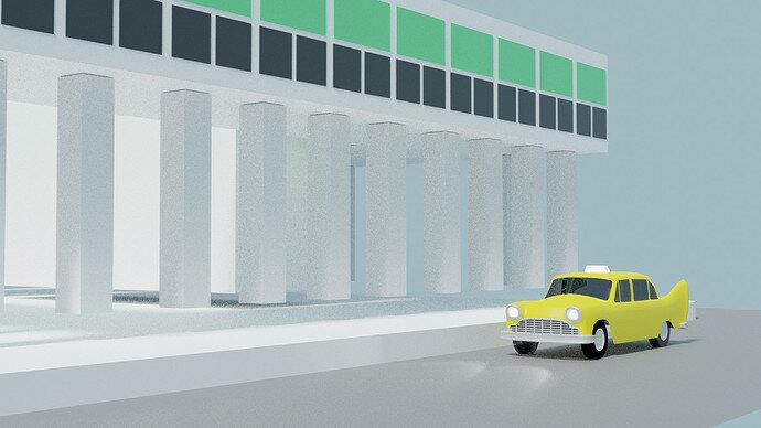 taxi building003