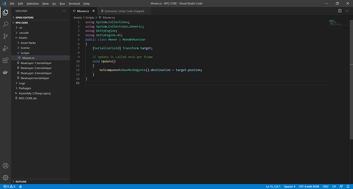 Mover.cs - RPG CORE - Visual Studio Code 6_01_2021 11_39_14 PM