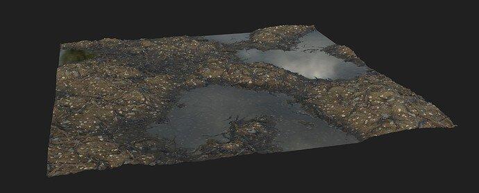 2021-02-22 Designer - Dirty Ground Fin IRay