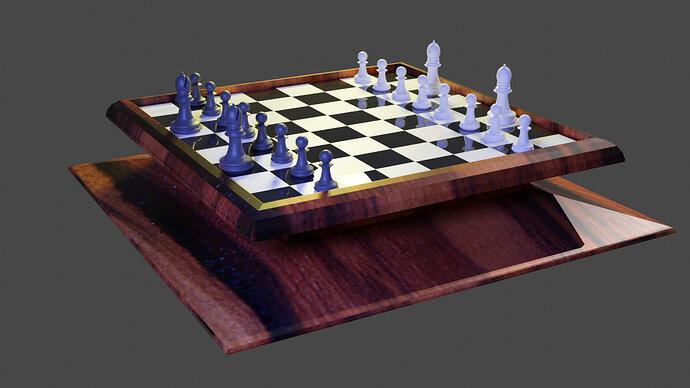 Chess scene 2