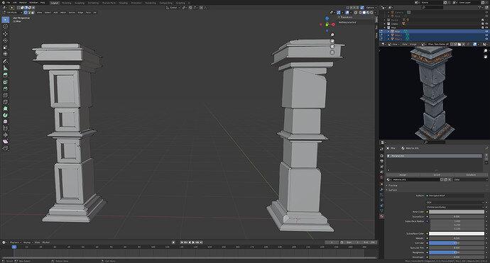 159. Pillars (randomize)