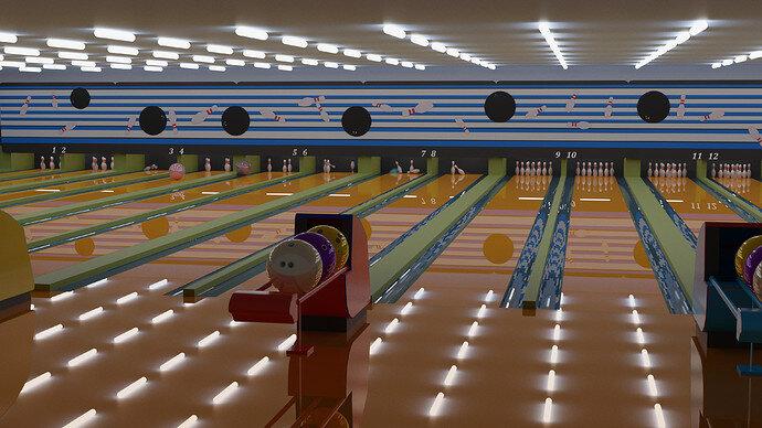 Bowling Lane 2