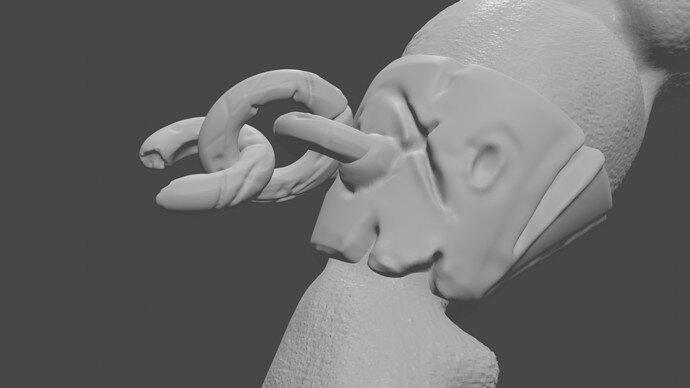 Armor Sculpt_Close up 1
