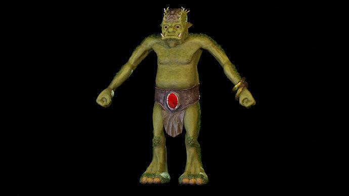 Tribal Shaman Jeff