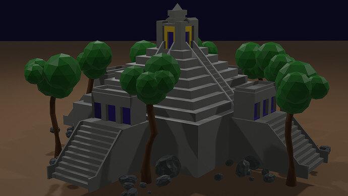 Mayan Pyramid_2