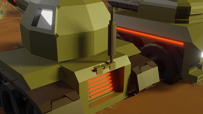 tank exhaust