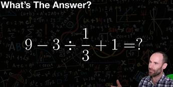 Ben's Equation