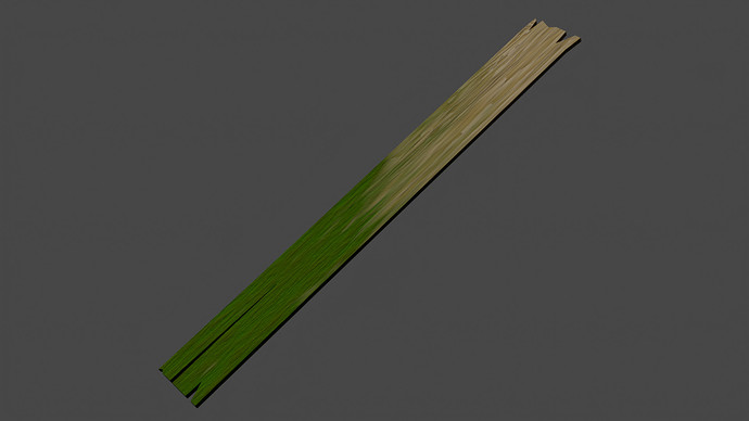 Finished Plank