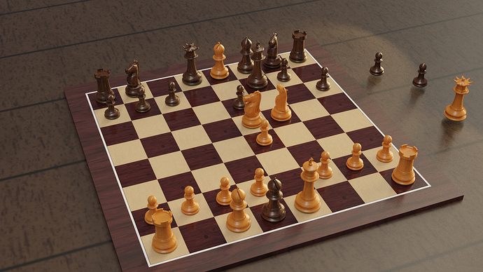 Chess Set - Shot 1 - 06 - Preview