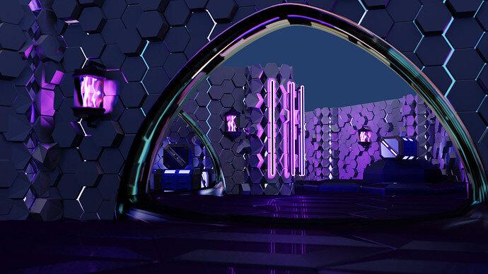 Entrance Denoised