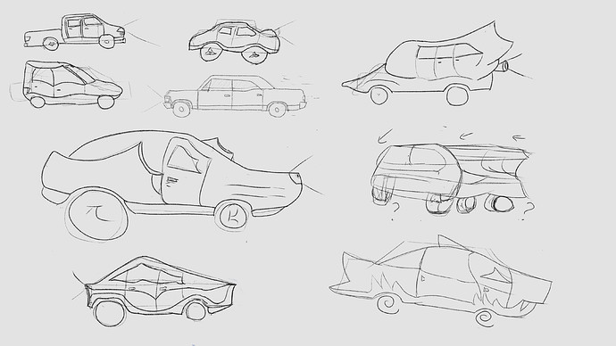 Car sketches+workpng