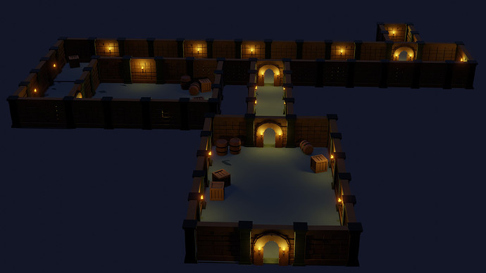 Modular_Dungeon#1