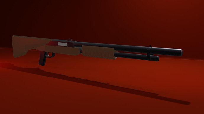 final shotgun render