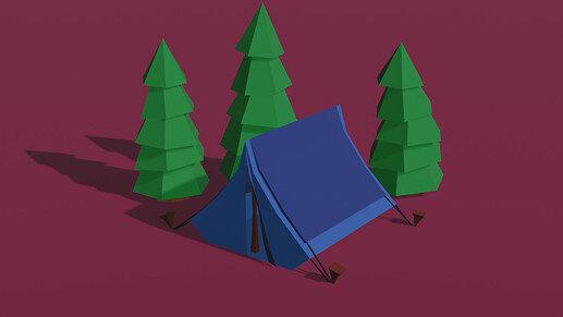 TentRender