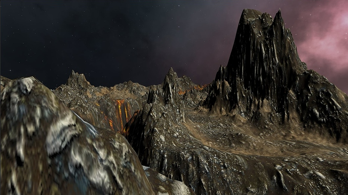 screenShot terrain