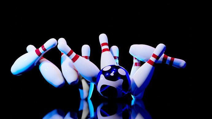 eevee Smash Bowling