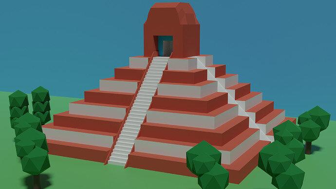 Pyramid-Cycles