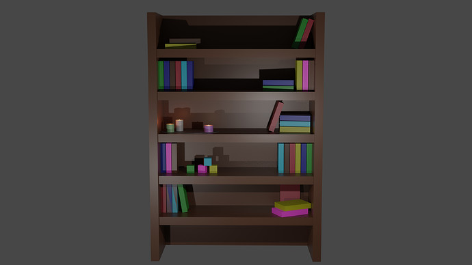 Bookcase-cycles