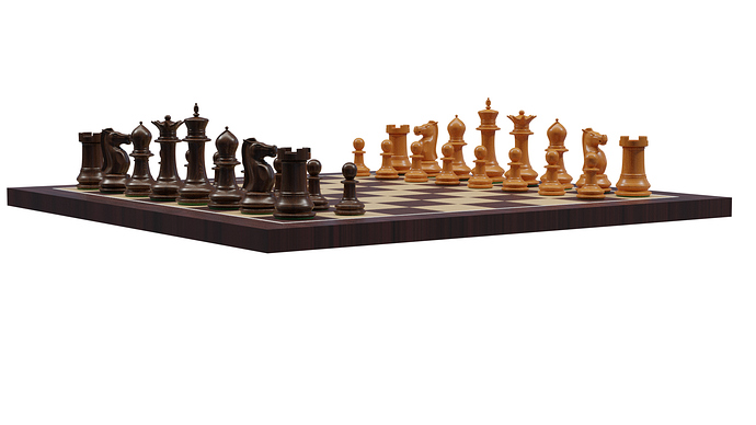 Chess Set - Shot 1 - 03
