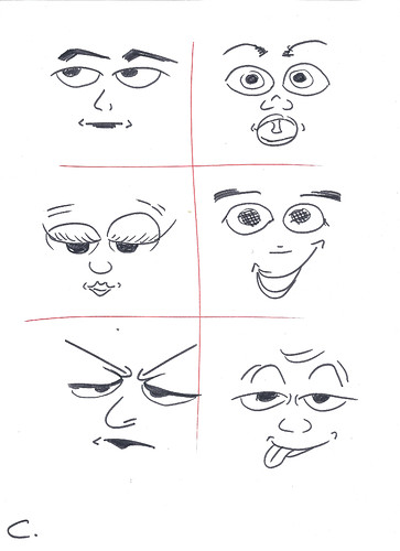 13 - express yourself faces.3