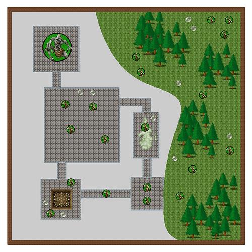 Zombie Toutorial Level Design