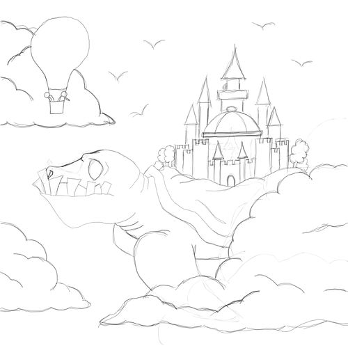 Castle in the sky 2