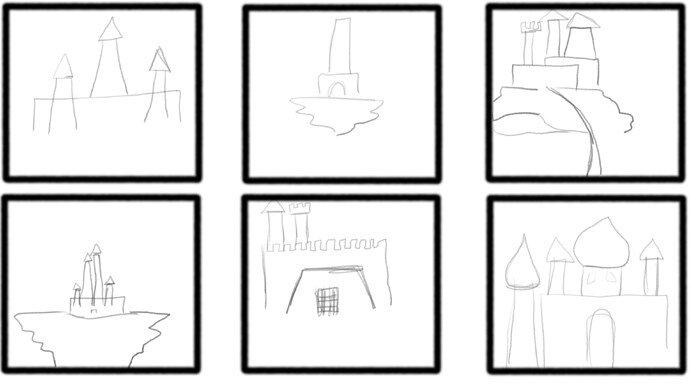 castle simple6
