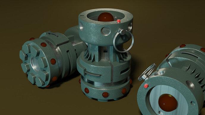 Grenade - 16 Cycles