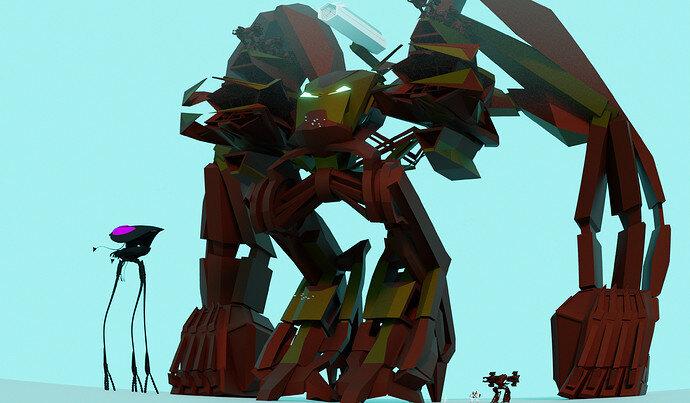 Iron Man Mountain Gorilla