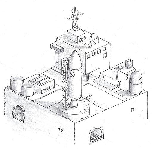 23 Isometric Diorama