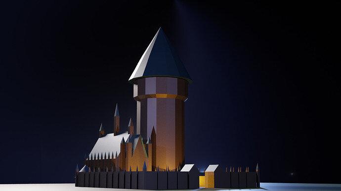 Hogwarts_piece_cycles