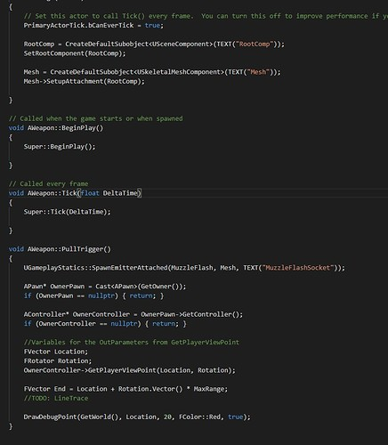 Weapon.cpp
