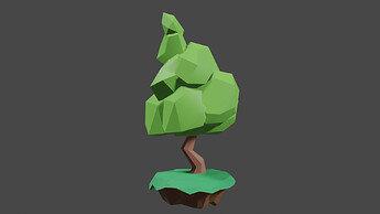 TreeFloatingIsland