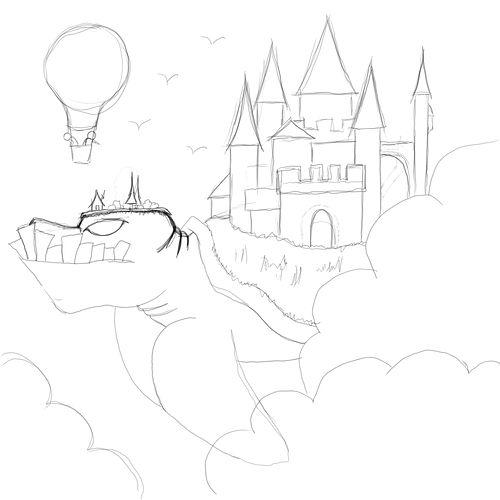 Castle in the sky 1