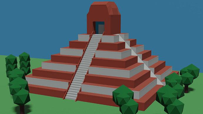 Pyramid-Eevee
