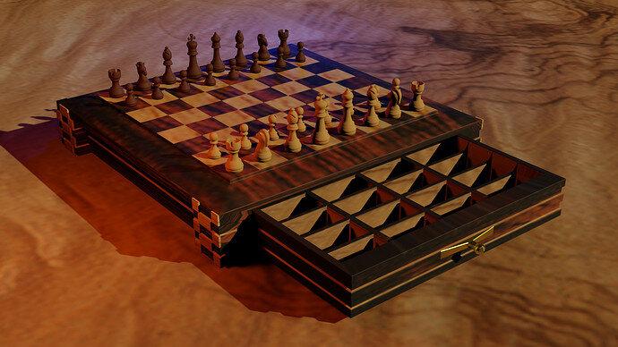 ChessBoardEevee