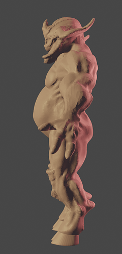Demon Sculpt 3