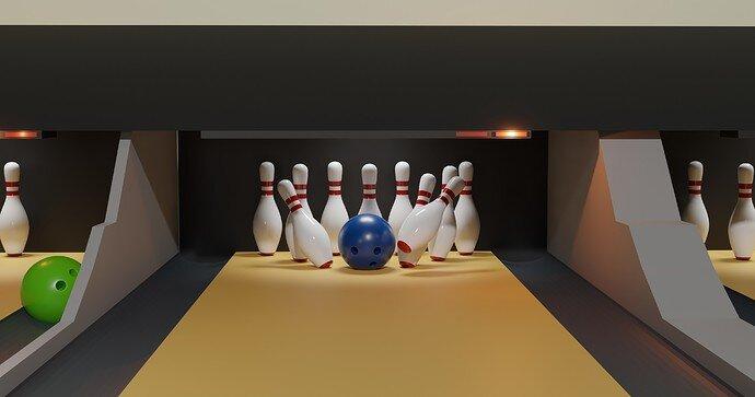 BowlingScene 4k