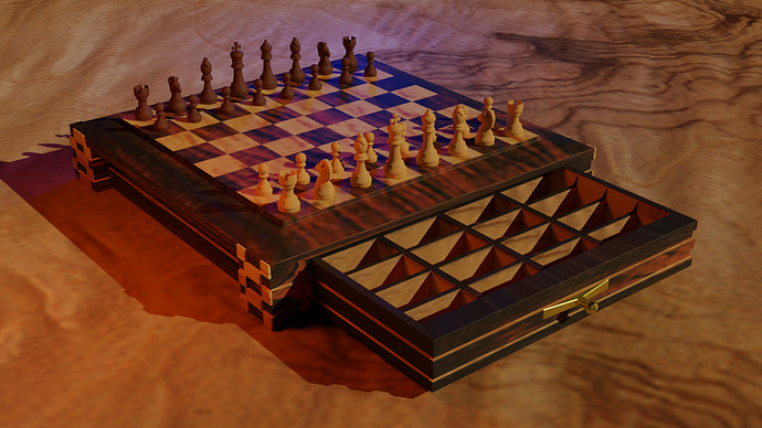 ChessBoardCycles