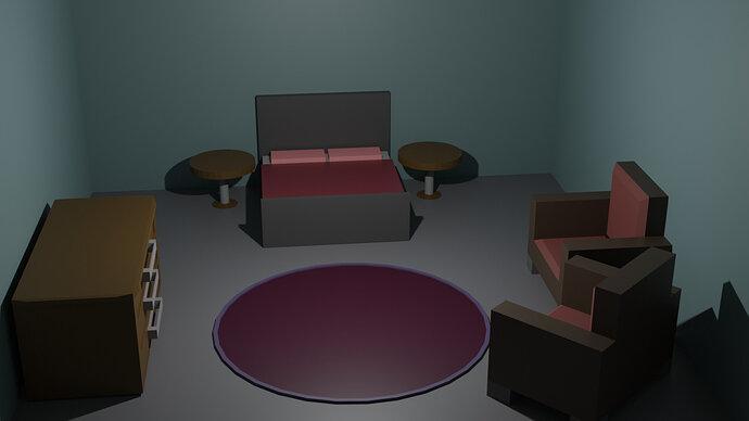 BedroomScene