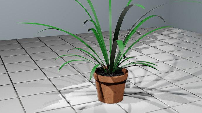 PLANT WIITH EEVEE SHADOW009