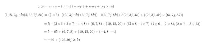 quaternion_solution