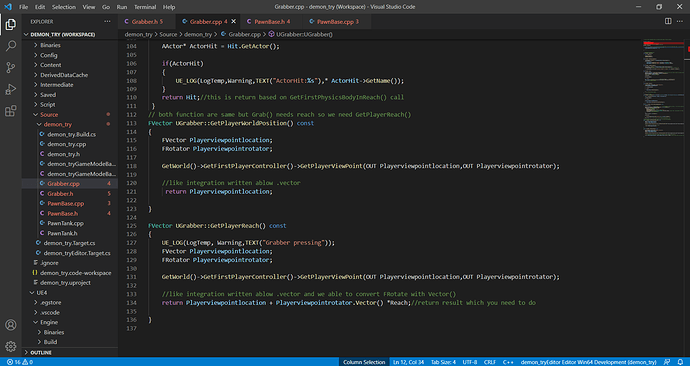 Grabber.cpp - demon_try (Workspace) - Visual Studio Code 22_09_2021 10_27_34