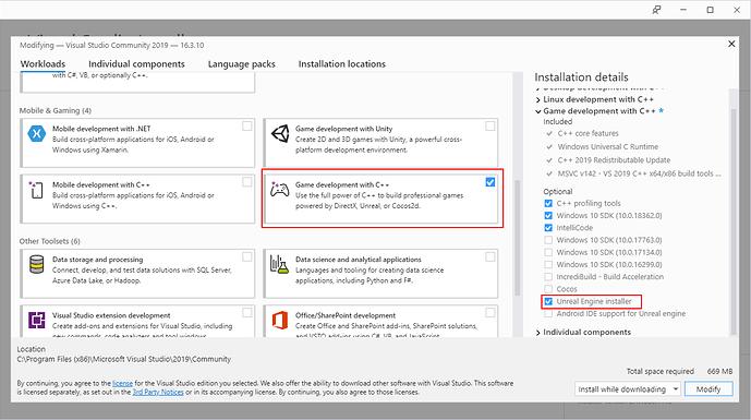 2019-11-30 13_06_14-Visual Studio Installer