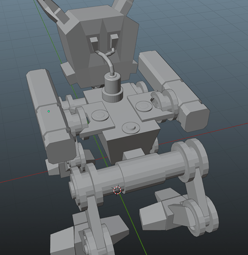 mech master weapons 2