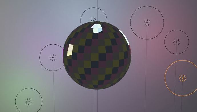 disco rendered