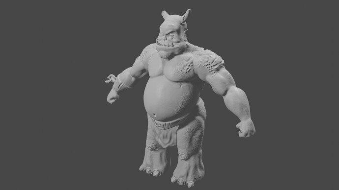 Armor Sculpt_Front